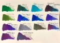 Diamine Inkvent Tinte Midnight Hour 50ml